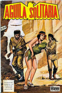 Cover Thumbnail for Aguila Solitaria (Editora Cinco, 1976 ? series) #56