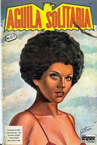 Cover Thumbnail for Aguila Solitaria (Editora Cinco, 1976 ? series) #57