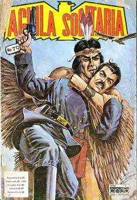 Cover Thumbnail for Aguila Solitaria (Editora Cinco, 1976 ? series) #70