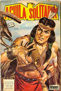Cover Thumbnail for Aguila Solitaria (Editora Cinco, 1976 ? series) #79