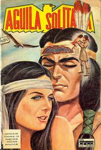 Cover Thumbnail for Aguila Solitaria (Editora Cinco, 1976 ? series) #80