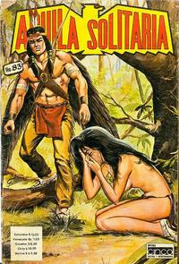 Cover Thumbnail for Aguila Solitaria (Editora Cinco, 1976 ? series) #83