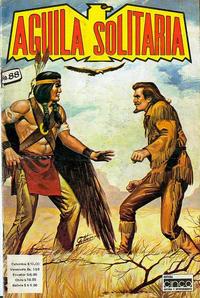 Cover Thumbnail for Aguila Solitaria (Editora Cinco, 1976 ? series) #88