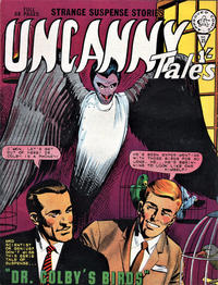 Cover Thumbnail for Uncanny Tales (Alan Class, 1963 series) #25