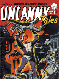 Cover Thumbnail for Uncanny Tales (Alan Class, 1963 series) #33