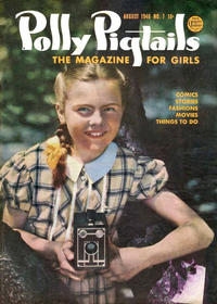 Cover Thumbnail for Polly Pigtails (Parents' Magazine Press, 1946 series) #7