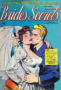 Cover Thumbnail for Bride's Secrets (Farrell, 1954 series) #1