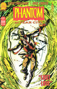 Cover Thumbnail for Phantom of Fear City (Claypool Comics, 1993 series) #7
