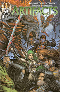 Cover for Artifacts (Image, 2010 series) #9 [Cover A]