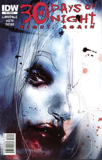 Cover Thumbnail for 30 Days of Night: Night, Again (IDW, 2011 series) #4 [Cover RI]