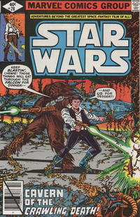 Cover for Star Wars (Marvel, 1977 series) #28 [Direct Edition]