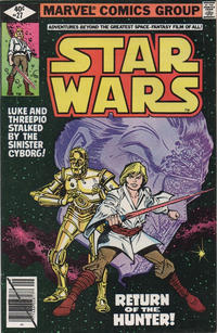 Cover Thumbnail for Star Wars (Marvel, 1977 series) #27 [Direct]