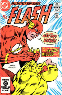 Cover Thumbnail for The Flash (DC, 1959 series) #324 [Direct Edition]