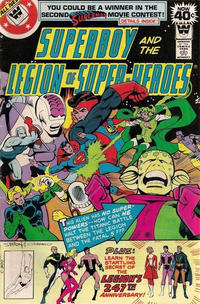 Cover Thumbnail for Superboy & the Legion of Super-Heroes (DC, 1977 series) #247 [Whitman]