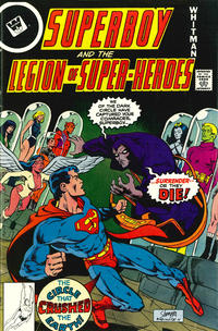 Cover Thumbnail for Superboy & the Legion of Super-Heroes (DC, 1977 series) #244 [Whitman]