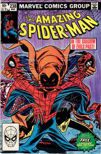 Cover Thumbnail for The Amazing Spider-Man (Marvel, 1963 series) #238 [Direct Edition]