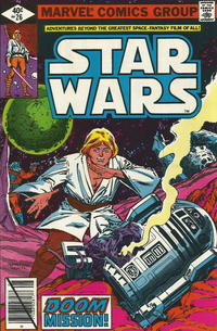 Cover Thumbnail for Star Wars (Marvel, 1977 series) #26 [Direct]