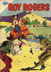 Cover Thumbnail for Roy Rogers (Editorial Novaro, 1952 series) #90
