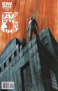 Cover Thumbnail for 5 Days to Die (IDW, 2010 series) #4 [Cover RI]