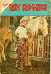 Cover Thumbnail for Roy Rogers (Editorial Novaro, 1952 series) #131