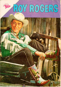 Cover Thumbnail for Roy Rogers (Editorial Novaro, 1952 series) #134