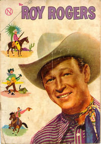 Cover Thumbnail for Roy Rogers (Editorial Novaro, 1952 series) #136