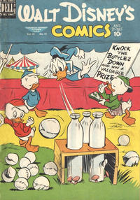 Cover Thumbnail for Walt Disney's Comics and Stories (Wilson Publishing, 1947 series) #v10#12 (120)