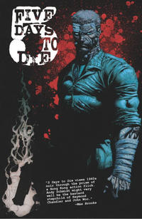 Cover Thumbnail for 5 Days to Die (IDW, 2010 series)