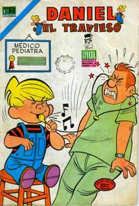 Cover Thumbnail for Daniel el Travieso (Epucol, 1977 series) #87