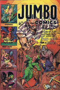 Cover Thumbnail for Jumbo Comics (Superior, 1951 series) #165