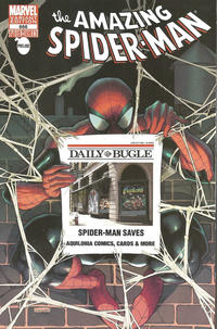 Cover Thumbnail for The Amazing Spider-Man (Marvel, 1999 series) #666 [Aquilonia Comics Exclusive Bugle Variant Cover]