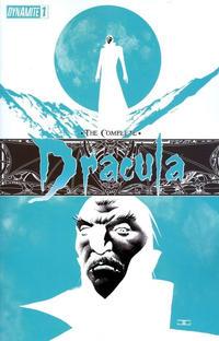 Cover Thumbnail for The Complete Dracula (Dynamite Entertainment, 2009 series) #1 [Negative Art RI]