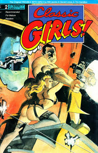 Cover Thumbnail for Classic Girls (Malibu, 1990 series) #2