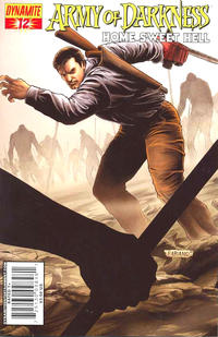 Cover Thumbnail for Army of Darkness (Dynamite Entertainment, 2007 series) #12 [Cover A]