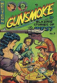 Cover Thumbnail for Gunsmoke (Export Publishing, 1949 series) #3