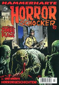 Cover Thumbnail for Horrorschocker (Weissblech Comics, 2004 series) #23