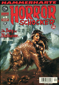 Cover Thumbnail for Horrorschocker (Weissblech Comics, 2004 series) #9