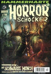 Cover Thumbnail for Horrorschocker (Weissblech Comics, 2004 series) #20