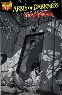 Cover Thumbnail for Army of Darkness (Dynamite Entertainment, 2005 series) #4 [RRP Variant]
