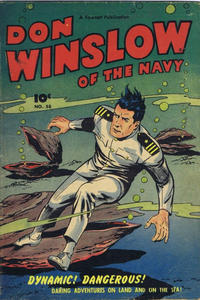 Cover Thumbnail for Don Winslow of the Navy (Export Publishing, 1948 series) #58