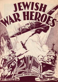 Cover Thumbnail for Jewish War Heroes (Canadian Jewish Congress, 1944 series) #[1]