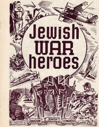 Cover Thumbnail for Jewish War Heroes (Canadian Jewish Congress, 1944 series) #2