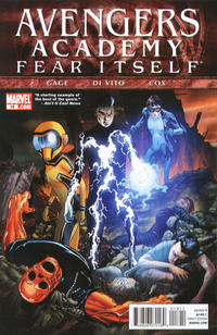 Cover Thumbnail for Avengers Academy (Marvel, 2010 series) #18