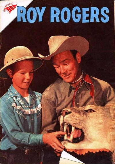 Cover for Roy Rogers (Editorial Novaro, 1952 series) #103