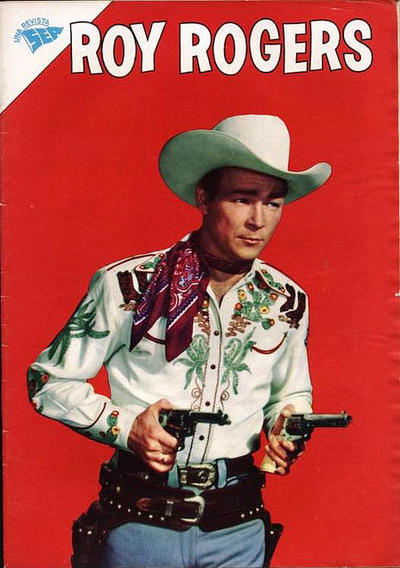 Cover for Roy Rogers (Editorial Novaro, 1952 series) #130