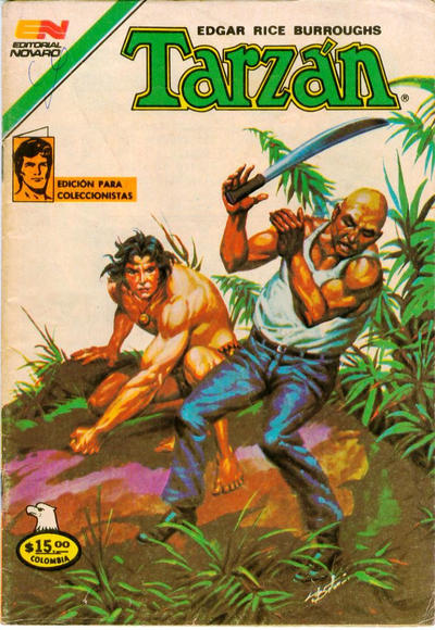 Cover for Tarzán (Epucol, 1970 series) #200