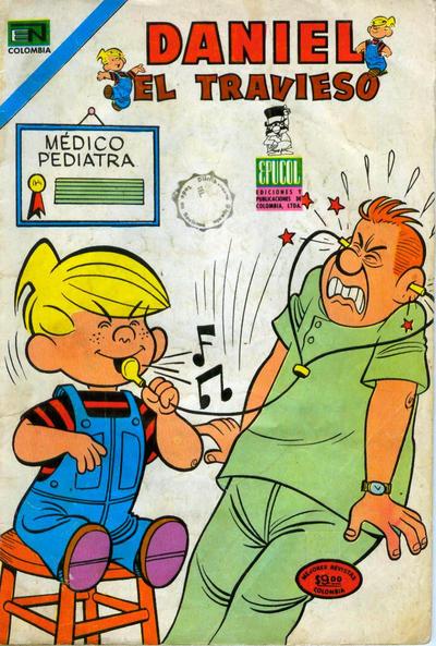 Cover for Daniel el Travieso (Epucol, 1977 series) #87