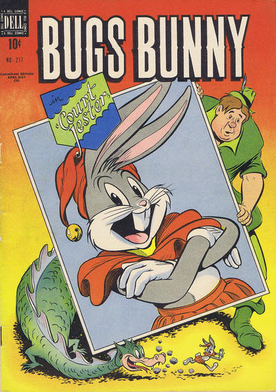 Cover for Four Color (Wilson Publishing, 1947 series) #217