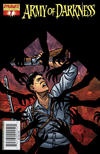 Cover for Army of Darkness (Dynamite Entertainment, 2005 series) #7 [Cover C]