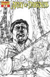 Cover for Army of Darkness (Dynamite Entertainment, 2005 series) #7 [B&W RI]